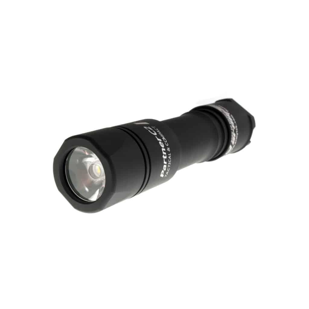 Baterijska lampa ARMYTEK PARTNER C2 1250 LED LUMENA-4613
