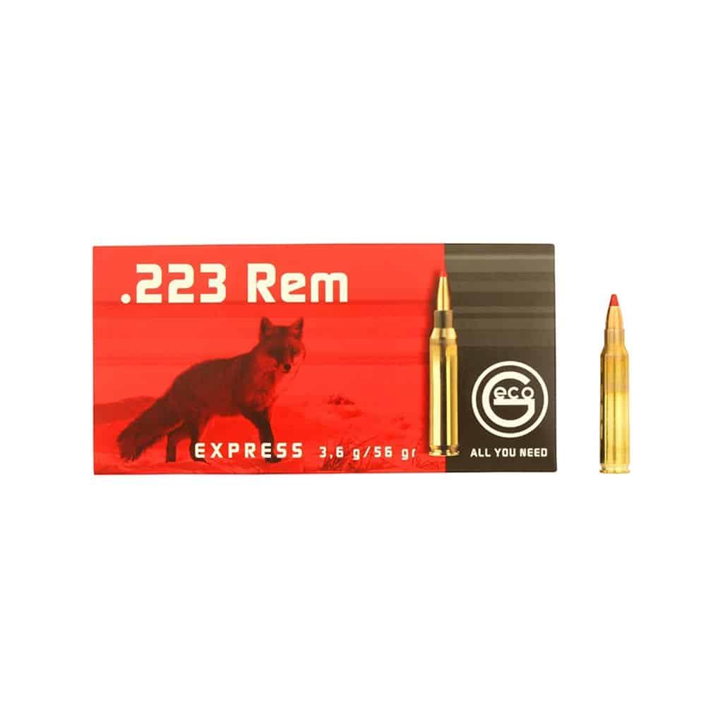 Karabinski Metak GECO 223R EXPRESS 3.6g 56gr-4951