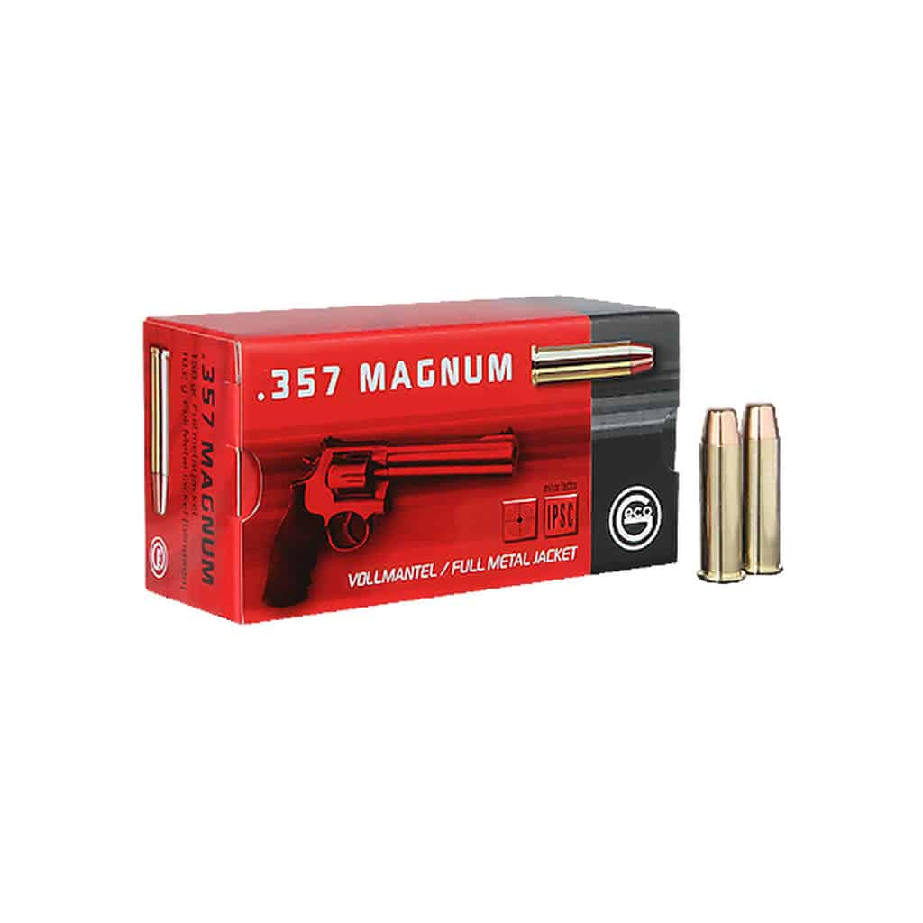 Pištoljski Metak GECO 357 MAGNUM JHP 10.2g-4954
