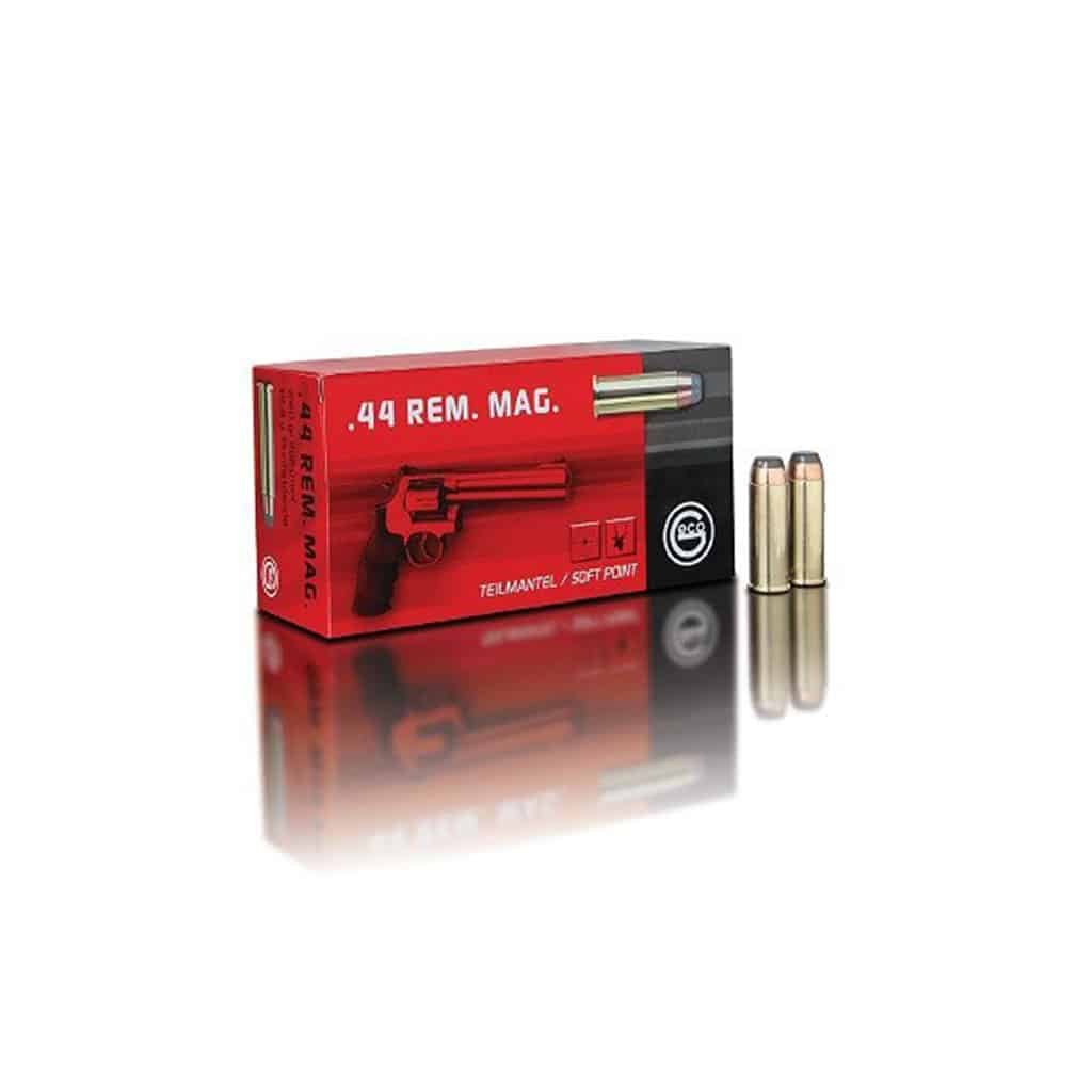 Pištoljski Metak GECO 44 REM.MAGNUM SOFT POINT-4955