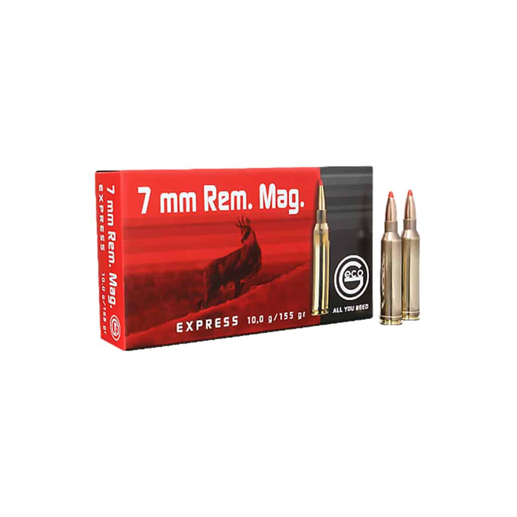 Karabinski Metak GECO 7mm Rem.Mag.EXPRESS 10g/155gr-4305