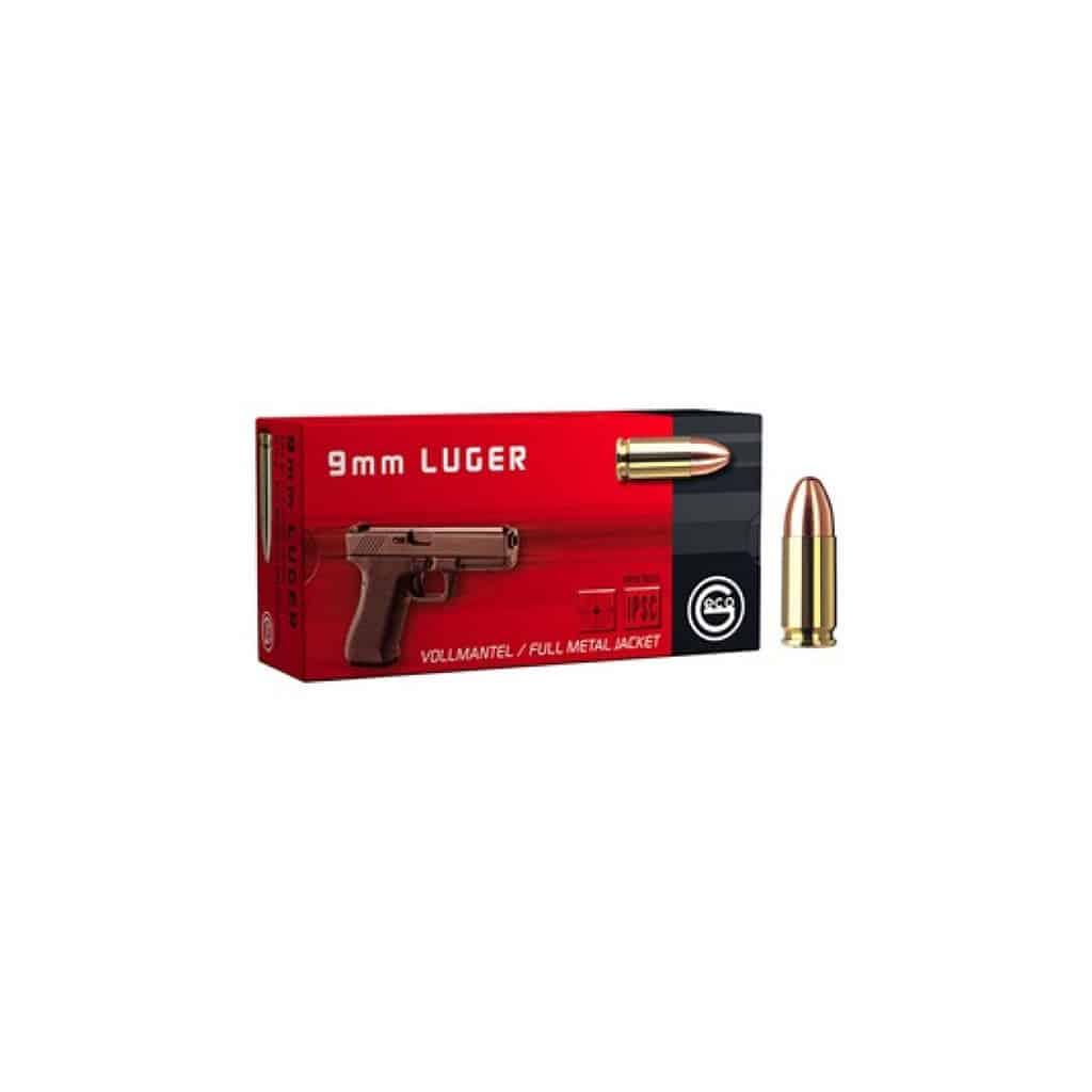 Pištoljski Metak GECO 9mm VM 8g /123gr-00226