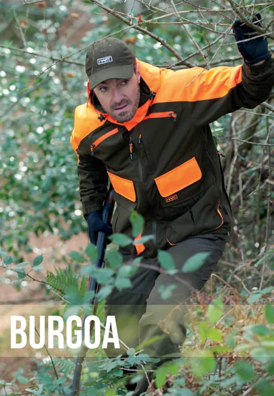 Lovačka Jakna HART BURGOA FLUO-4450