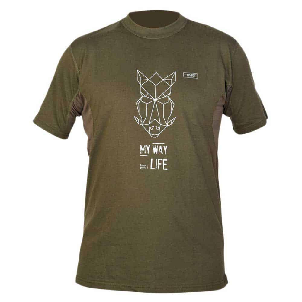 Lovačka Majica HART DIVLJA SVINJA-5089