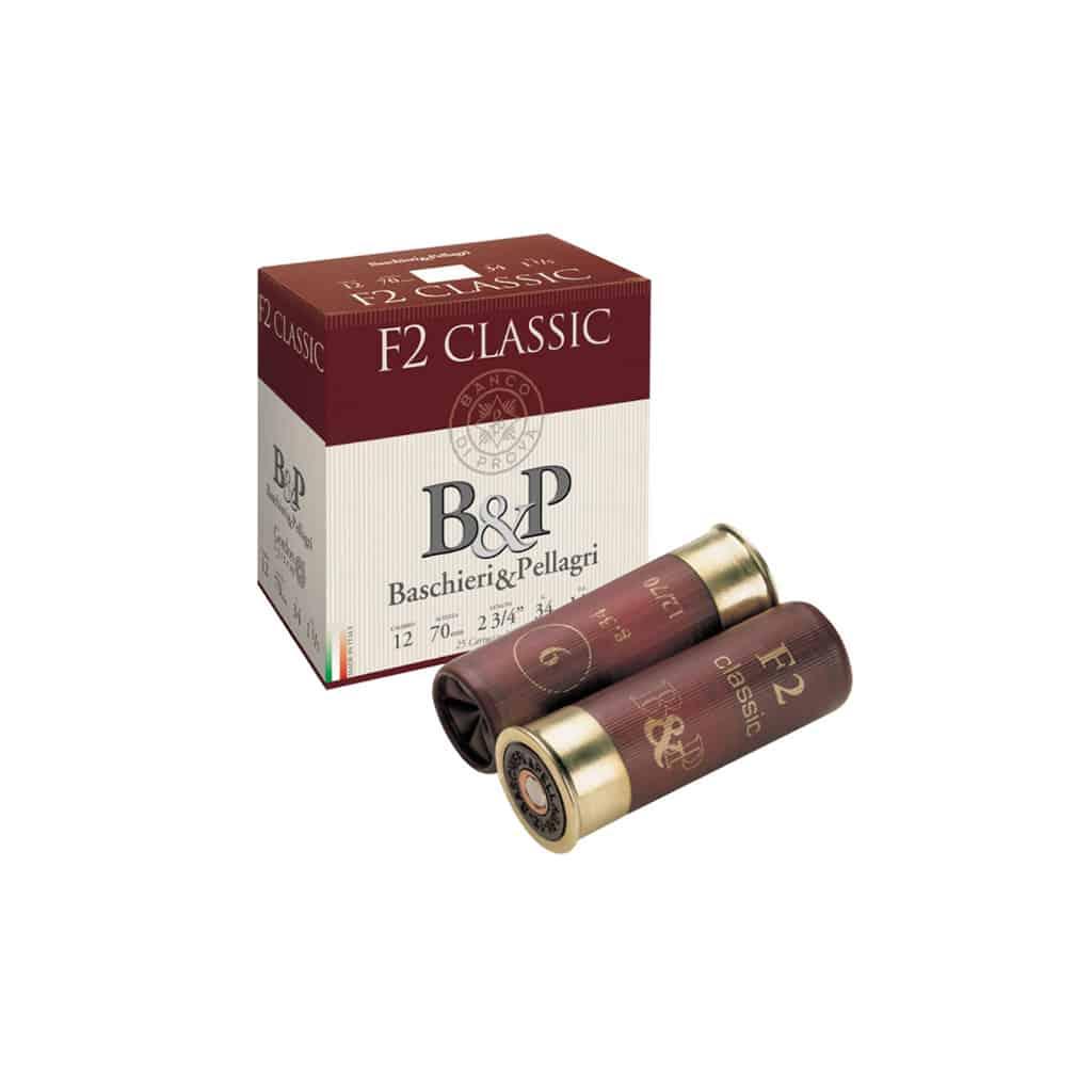 Lovački Patroni BP F2 CLASSIC 12/70 34T 0-2771