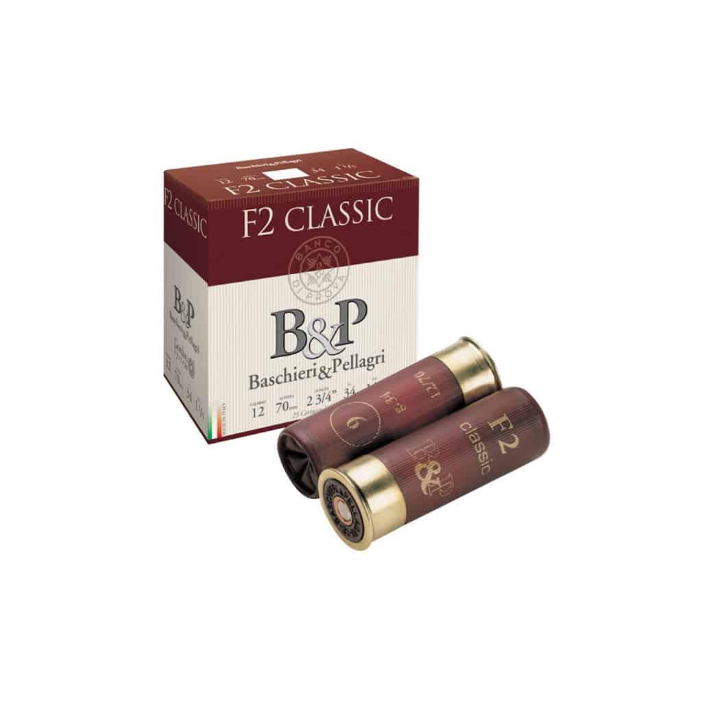 Lovački Patroni BP F2 CLASSIC 12/70 34T 2-2756
