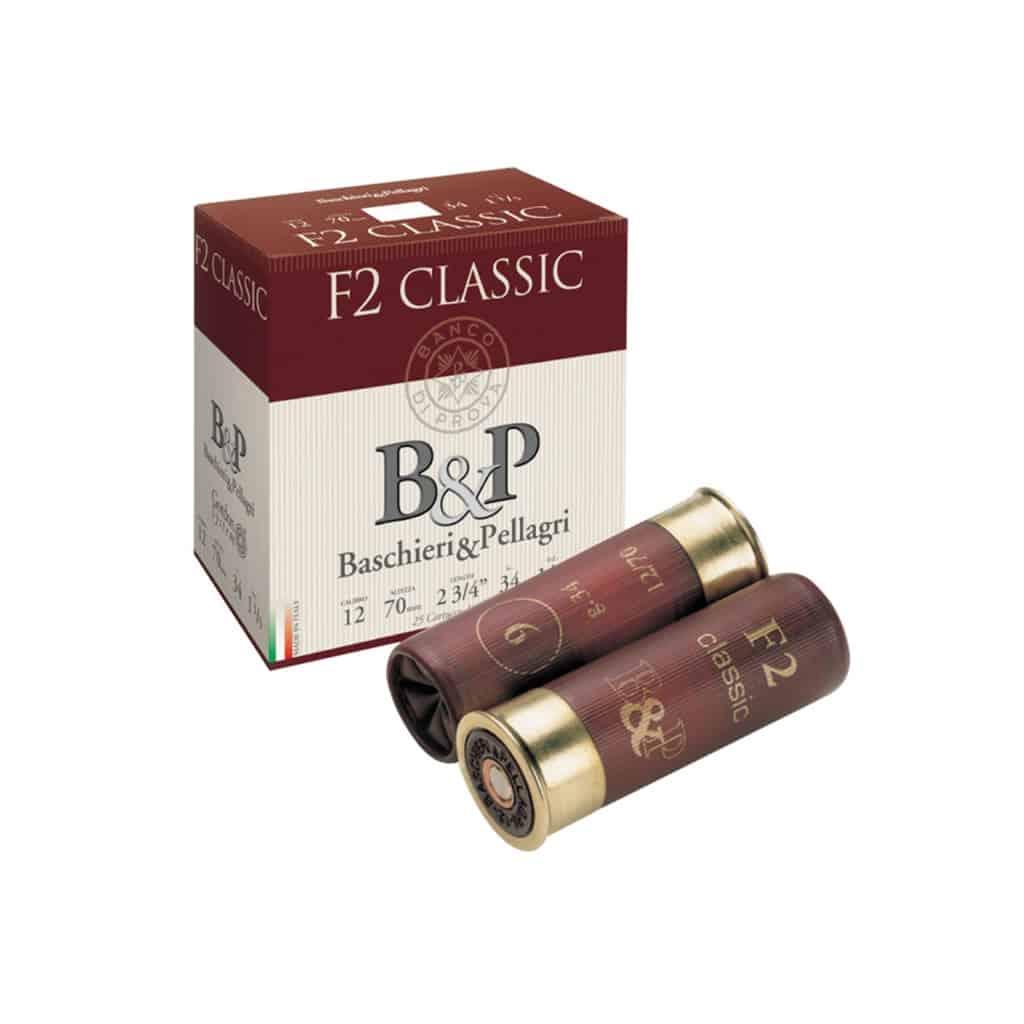Lovački Patroni BP F2 CLASSIC 12/70 34T 4-2722