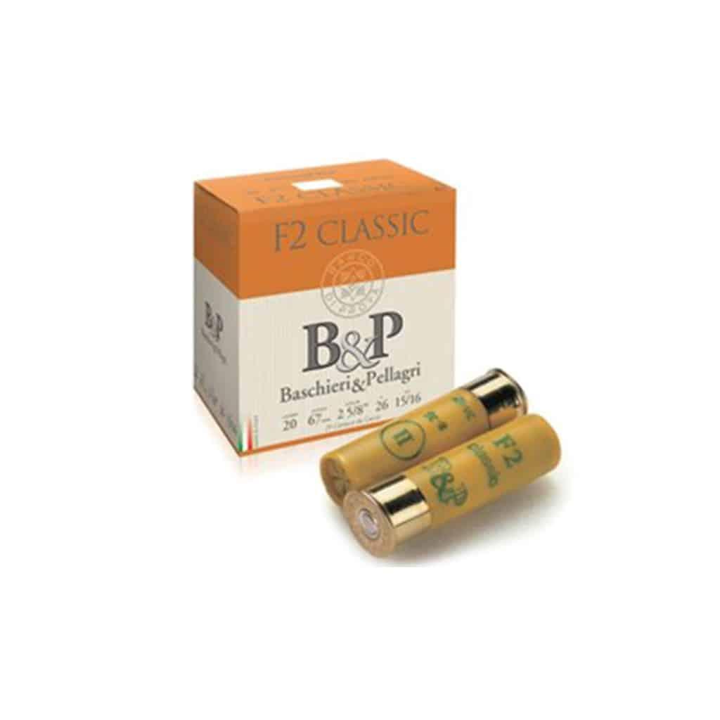 Lovački Patroni BP F2 CLASSIC 20/67 26T 4-2757