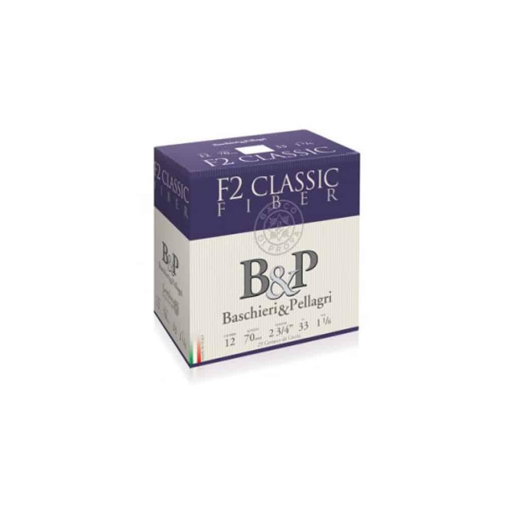 Lovački Patroni BP F2 CLASSIC FIBER 12/70 33T 4-2780