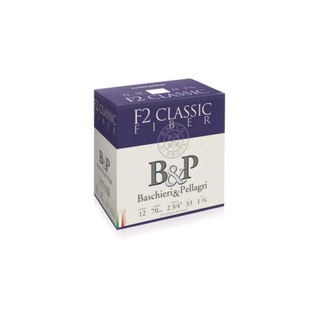 Lovački Patroni BP F2 CLASSIC FIBRE 12/70 33T 6-2726