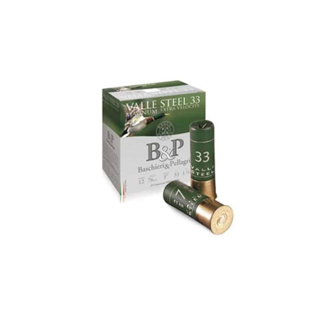 Lovački Patroni BP VALLE STEEL MAG 12/76 33S 2-2781