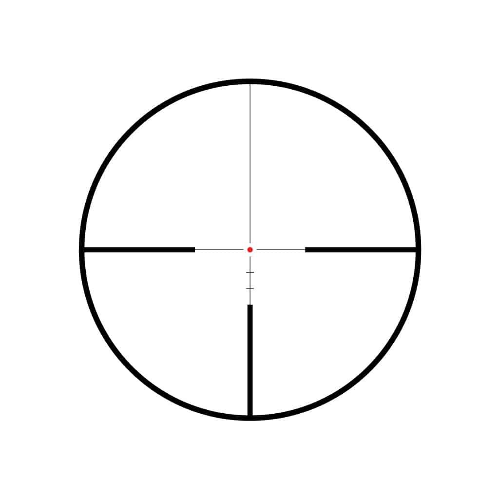 Red Dot optika HAWKE Endurance 30 WA 3-12x56 LR Dot 8x Reticle 16330-4664