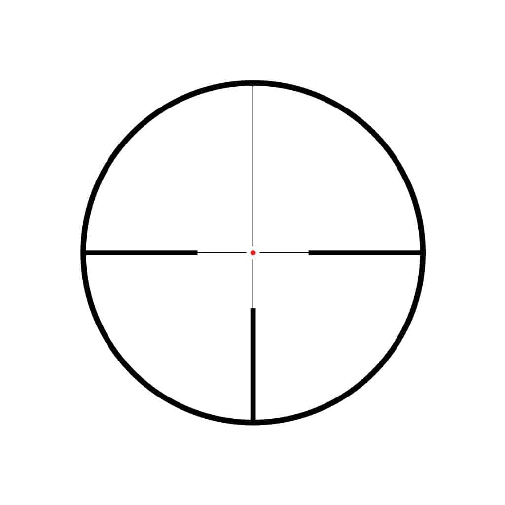 Red Dot optika HAWKE Vantage IR 4-12x50 L4A Dot Reticle 14254-4659