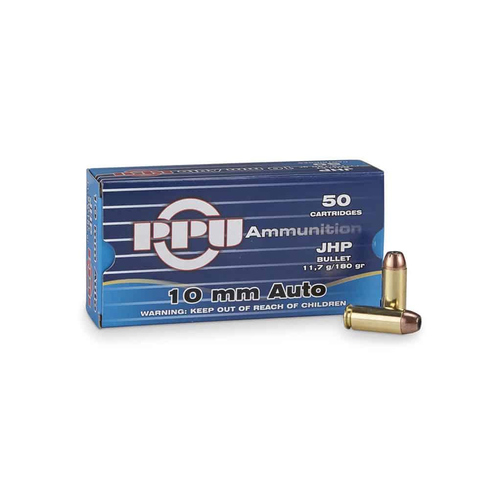 Pištoljski Metak PPU 10mm AUTO-00337