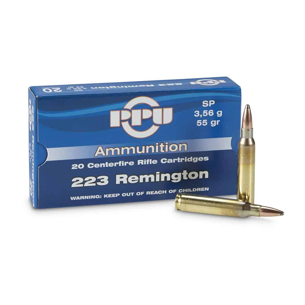 Karabinski Metak PPU 223 REMINGTON-00301
