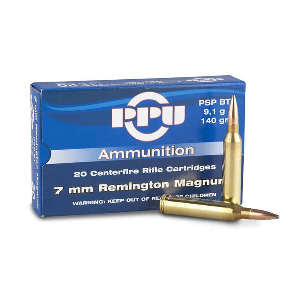 Karabinski Metak PPU 7mm REMINGTON MAGNUM-00307