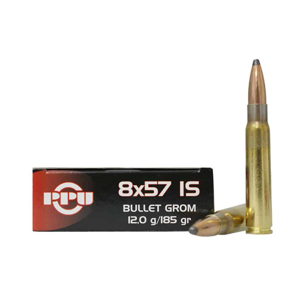 Karabinski Metak PPU GROM 8X57 12g-00316