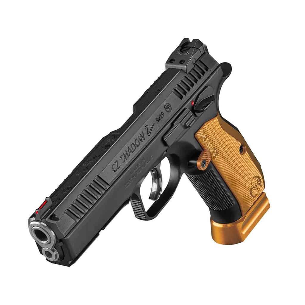 Pištolj CZ SHADOW 2 ORANGE-5016