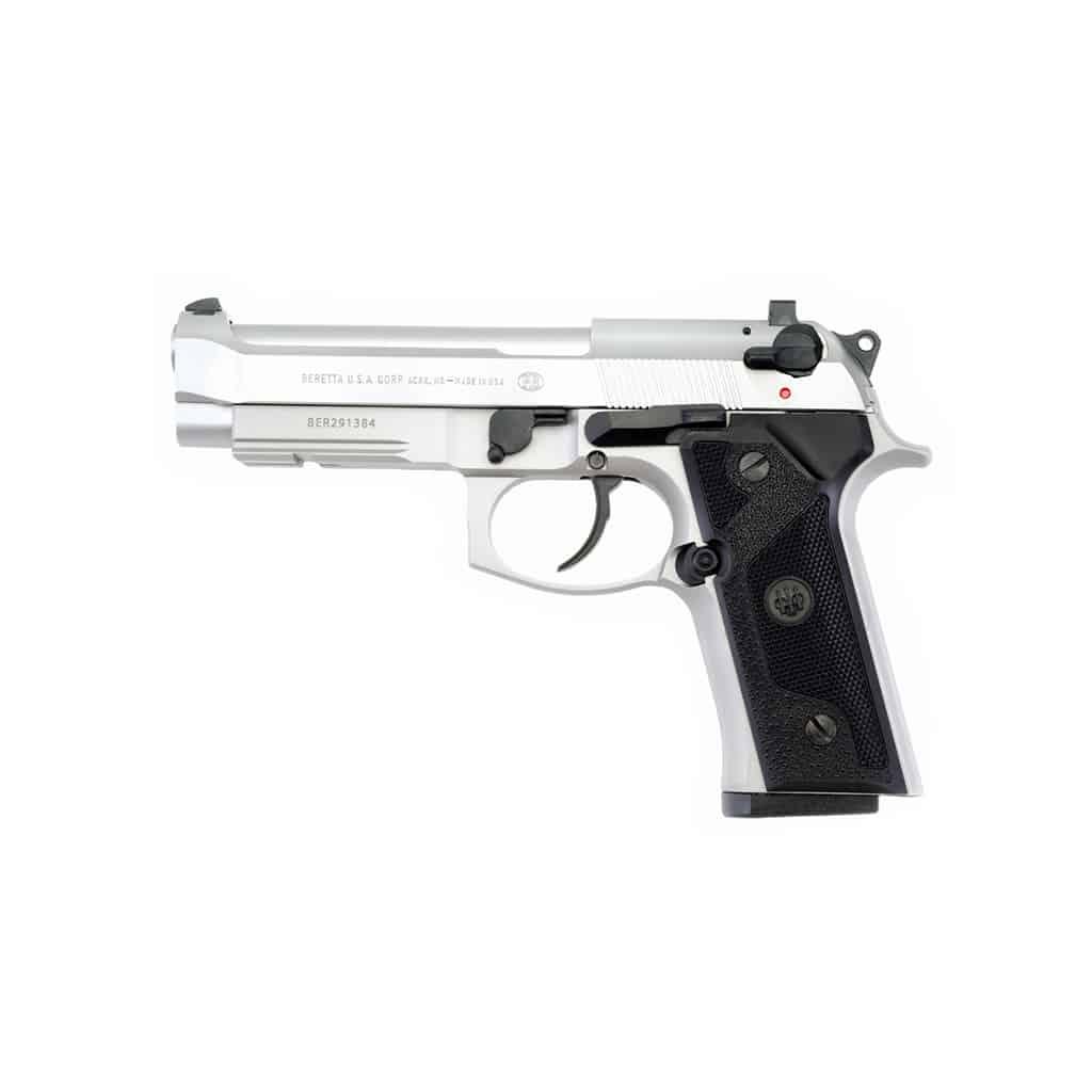 Pištolj BERETTA 92 FS INOX cal.9 para-11328