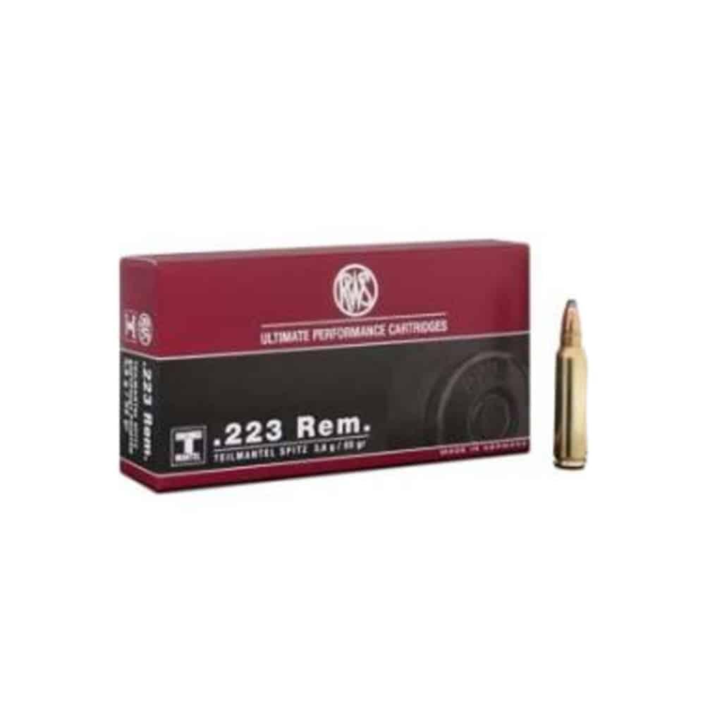 Karabinski Metak RWS 223 REM TM 3.6g-00231