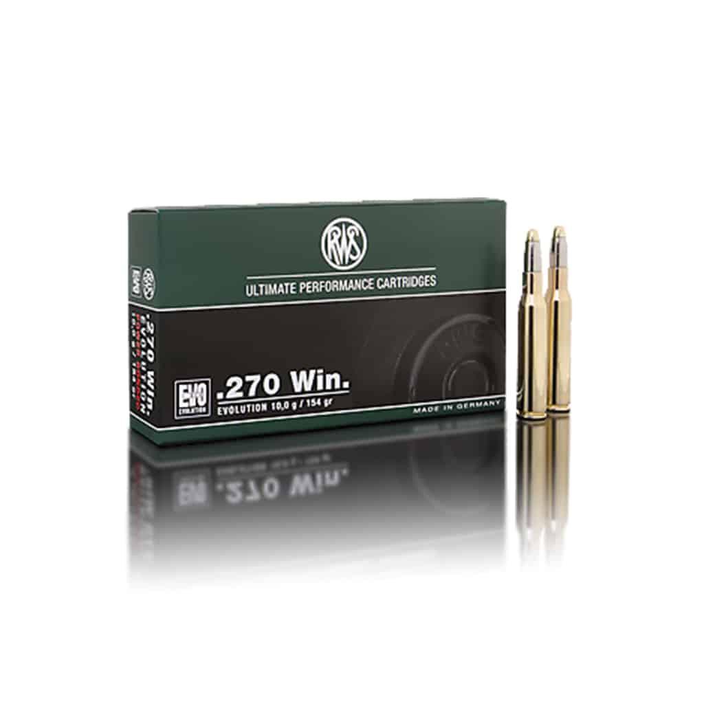 Karabinski Metak RWS 270 WIN TMS 8.4g-00233