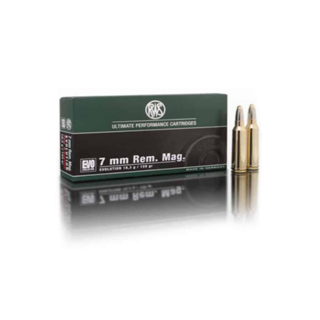 Karabinski Metak RWS 7mm REM.TMS 9.4g-00236