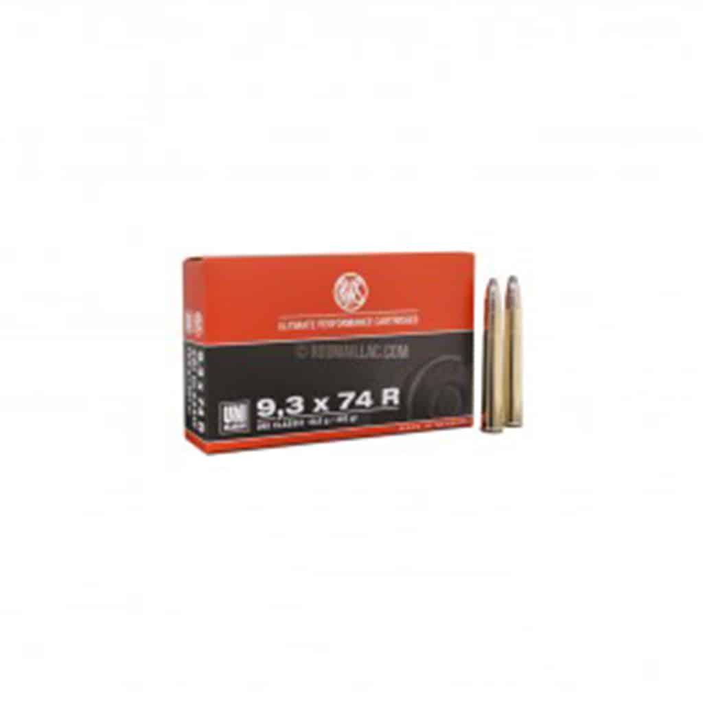 Karabinski Metak RWS 9.3X74R UNI.CL.19g-00243