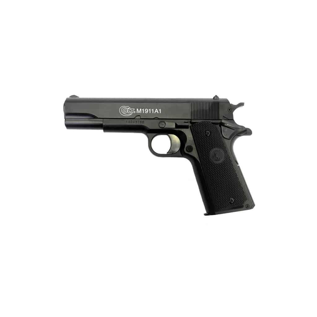 Airsoft Pištolj REPLIKA COLT 1911 HPA / 180116-2478