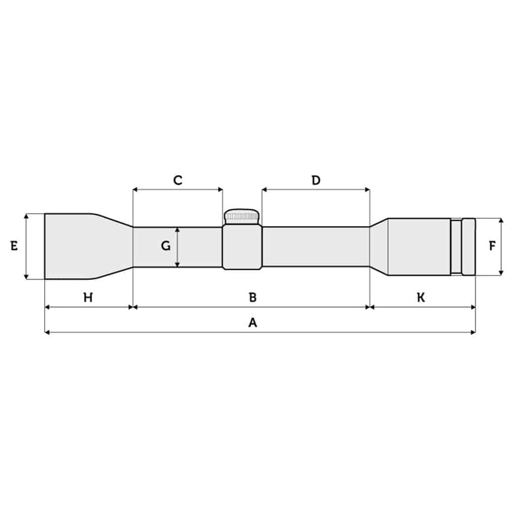 Optički nišan MEOPTA MEOSTAR R1 1.5-6x42 RD 4C-5093