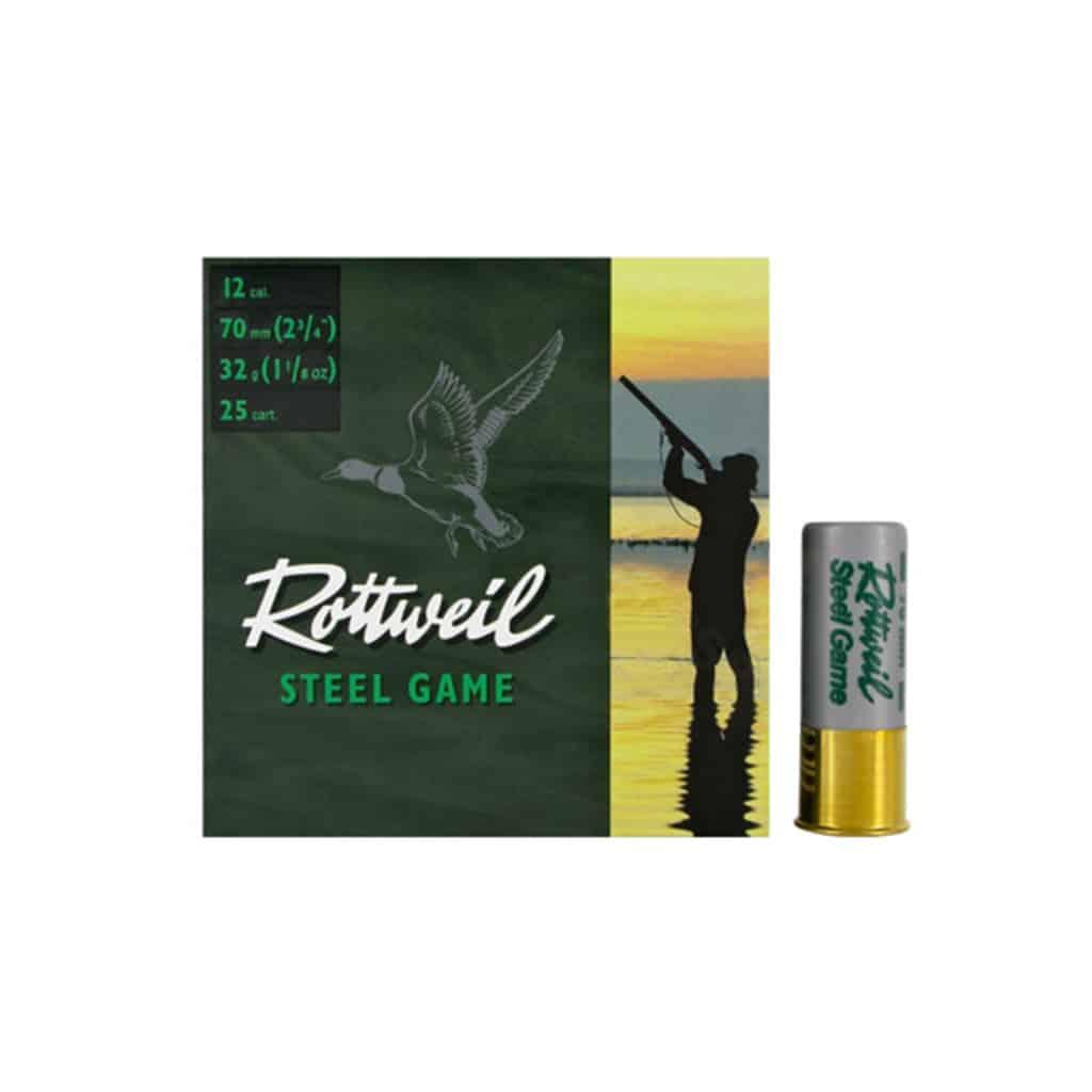 Lovački patroni Rottweil STEEL GAME-4534