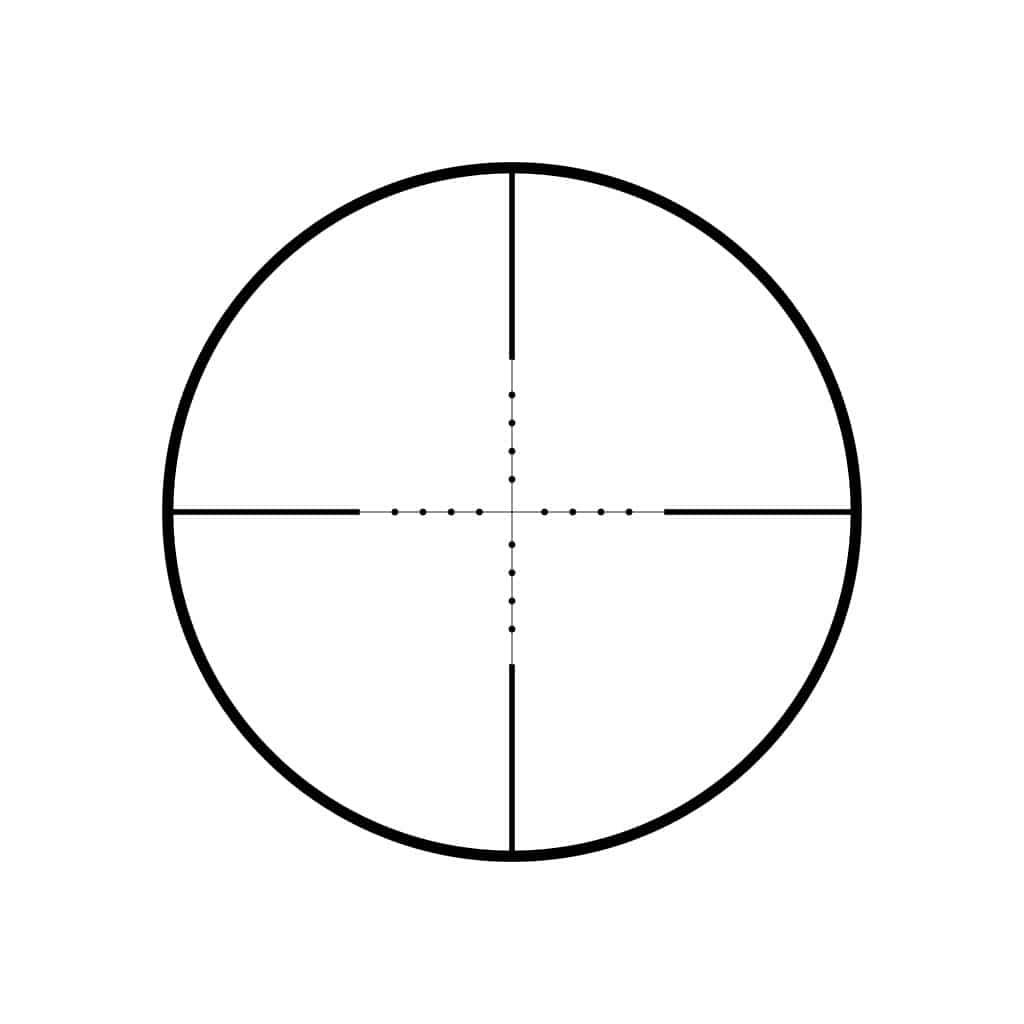 Optika HAWKE Vantage 3-9x50 Mil Dot Reticle 14131-11393