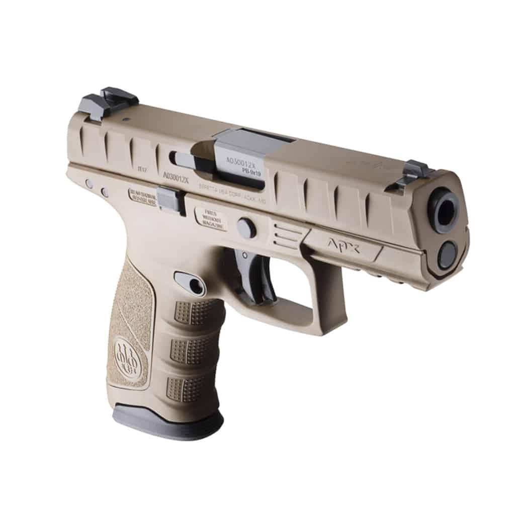 Pištolj BERETTA APX TACTICAL FDE-5102