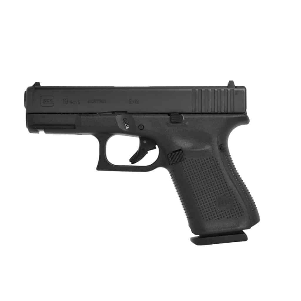 Pištoljski set GLOCK 19 gen.5-11386