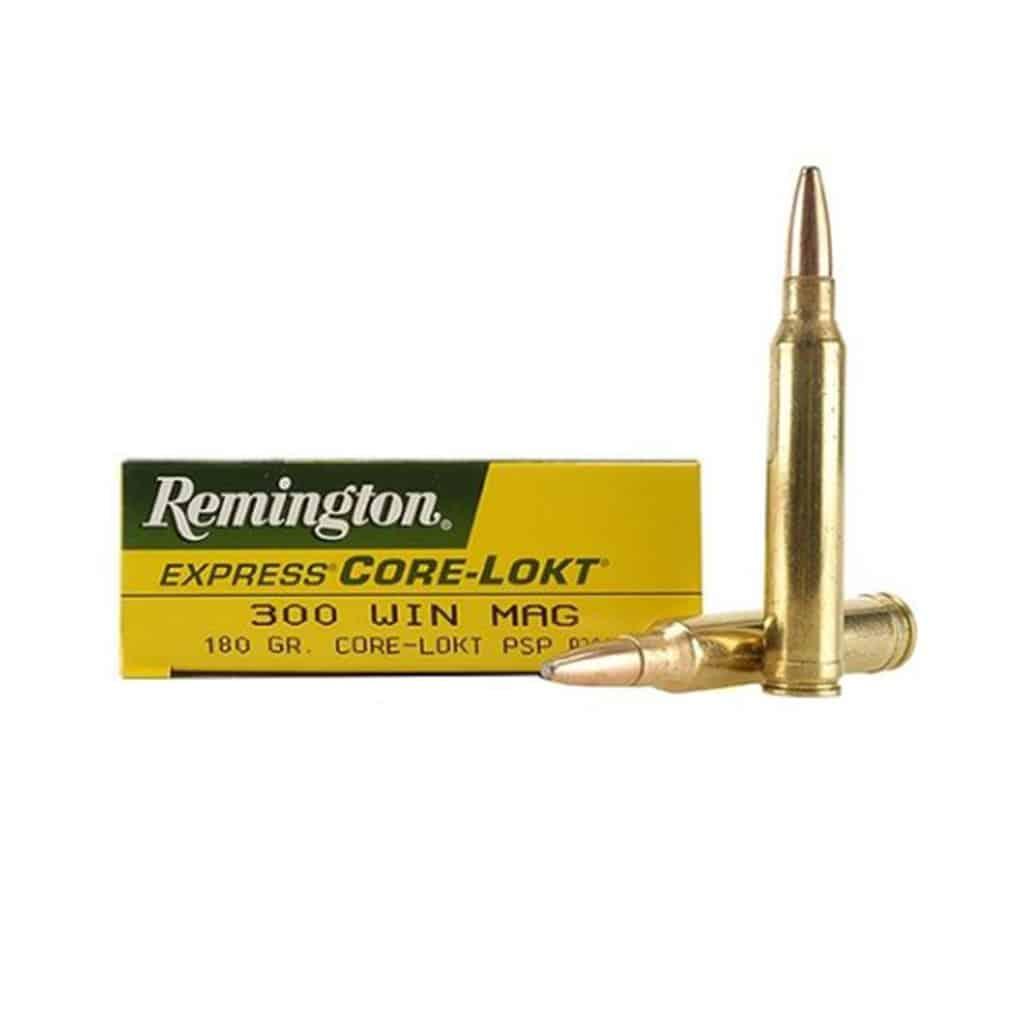 Karabinski metak REMINGTON 300 WIN MAG CORE LOKT-4857