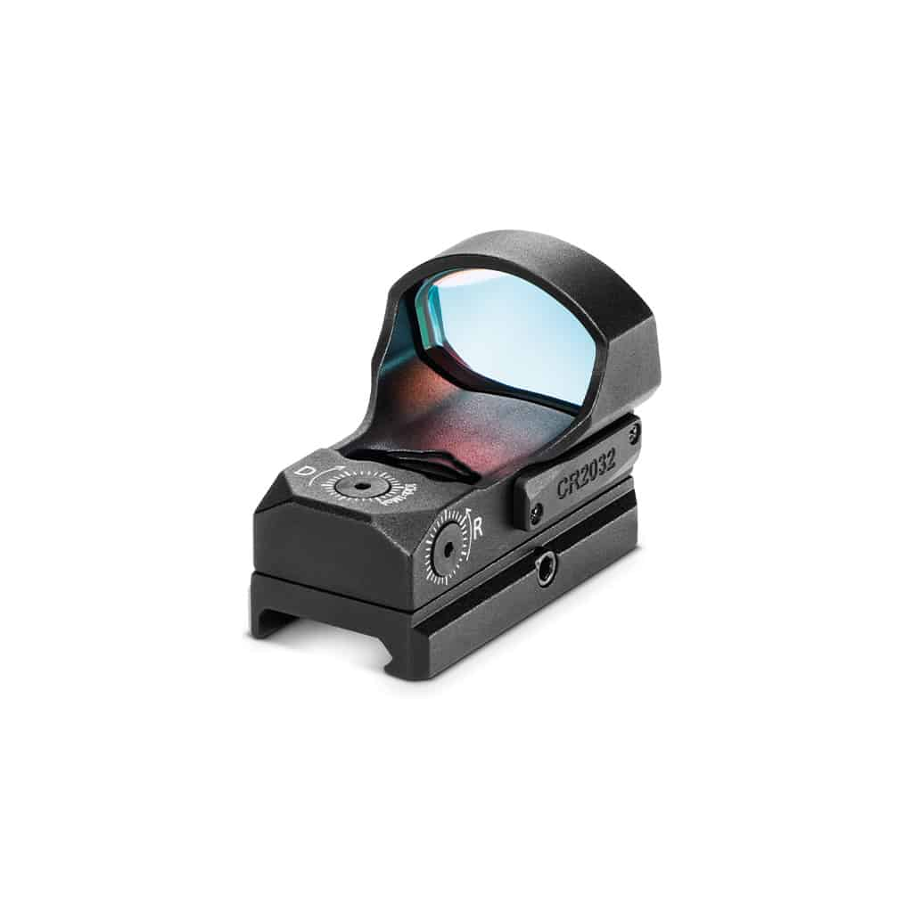 Red Dot optika HAWKE Reflex Sight 'Wide View' Weaver Rail (3moa) 12144-11400