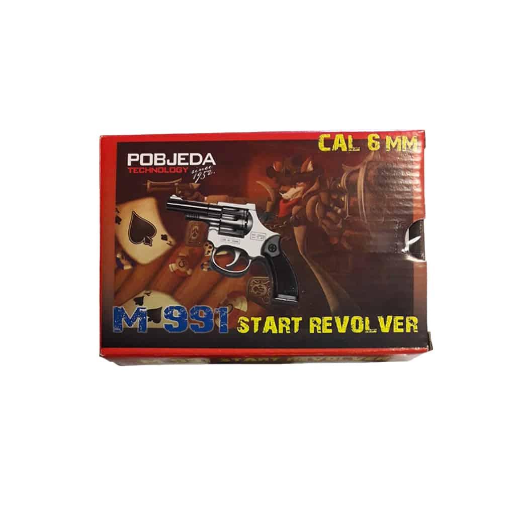 START REVOLVER M991 6mm POBJEDA GORAŽDE-7905