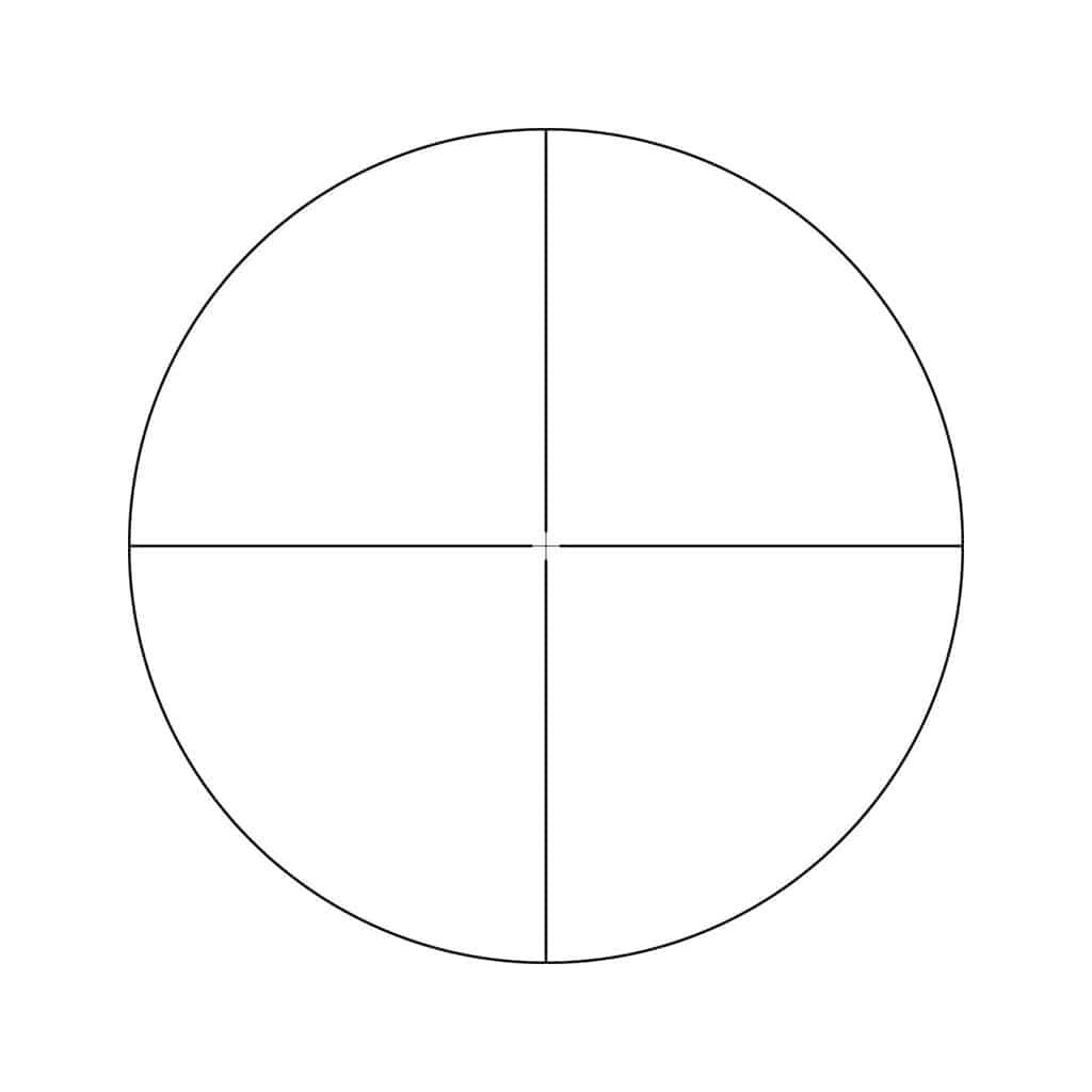 Optički nišan Vortex Crosfire II 3-9x40 V-Plex CF2-31005-5321
