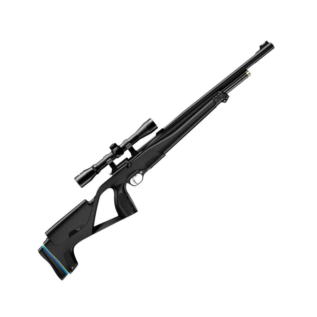 Vazdušna puška STOEGER XM1 PCP sa optikom 4x32 cal 4.5mm 320 m/s PCP30003A-5276
